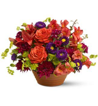Autumn Celebration by Rich Mar Florist