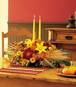 Country Harvest by Rich Mar Florist