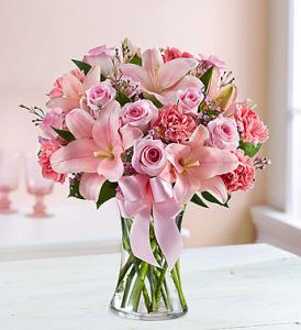 Expressions of Pink by Rich Mar Florist