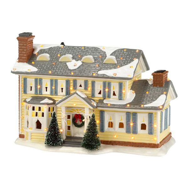 Griswold Holiday House by Department 56 by Rich Mar Florist