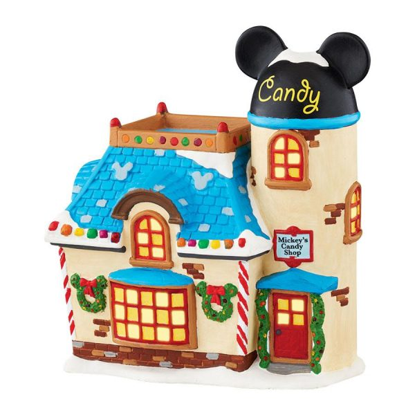 Mickey's Candy Shop by Department 56 by Rich Mar Florist