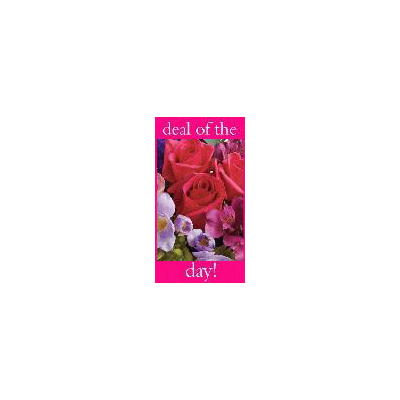 Deal of The Day by Rich Mar Florist