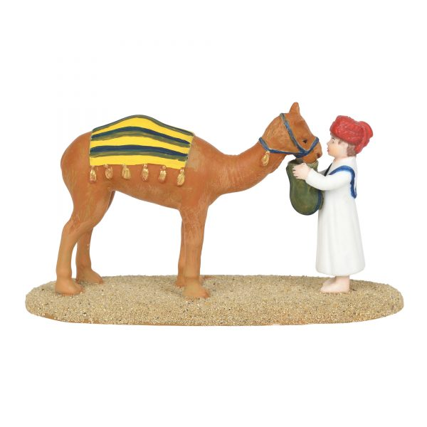 Tending the Camel by Department 56 by Rich Mar Florist