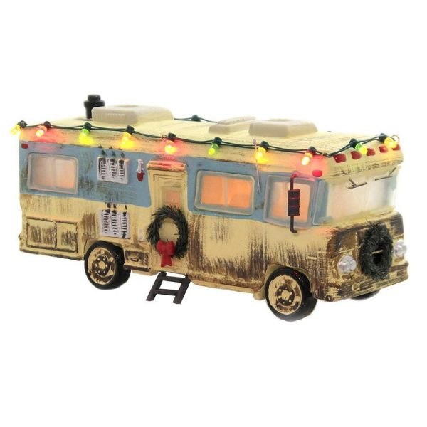 The Griswold Cousin Eddie's RV by Department 56 by Rich Mar Florist