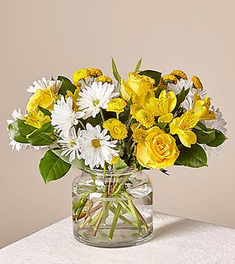 Sunny Sentiments by Rich Mar Florist