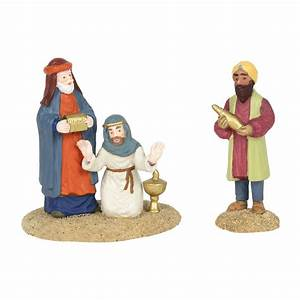 We Three Kings by Department 56 by Rich Mar Florist