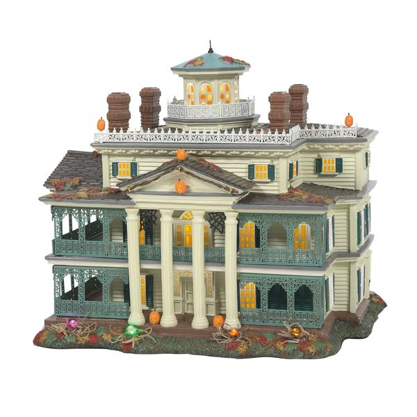 Disneyland Haunted Mansion by Department 56 by Rich Mar Florist