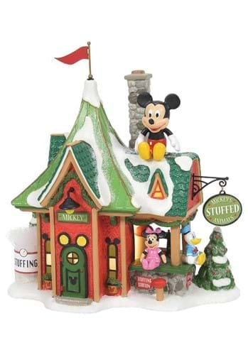 Mickey's Stuffed Animals by Department 56 by Rich Mar Florist