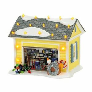 The Griswold Holiday Garage by Department 56 by Rich Mar Florist